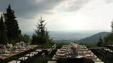wedding video tuscany